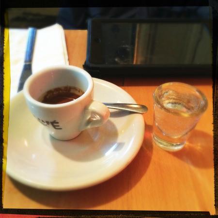 art cafe of nyack : Expresso