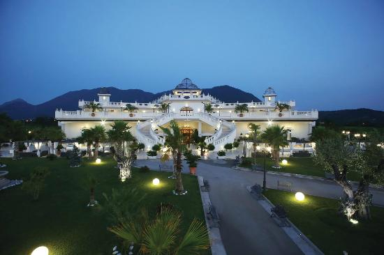 Telese Terme, Italy: Princess Royal Palace