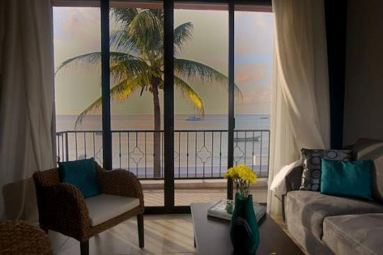 Guidos Boutique Hotel: Balcony Ocean View