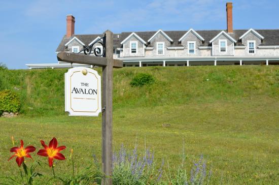 Avalon, The Inn on Cuttyhunk Island: The Avalon