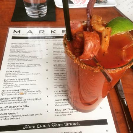 Market - Rocky River: Bloody Mary Lovers Paradise