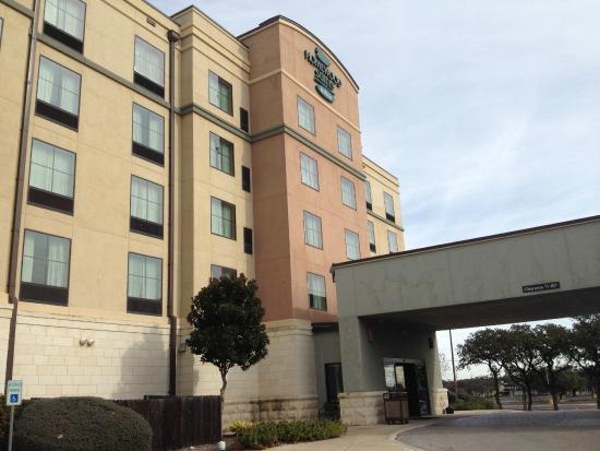 Homewood Suites by Hilton Hotel San Antonio North: Main Entrance