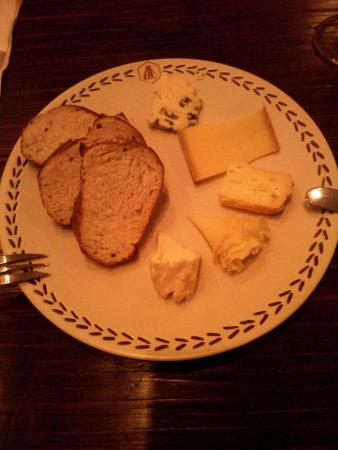 Bijzonder lekker kaasbordje - Foto van restaurant De Eetkamer ...