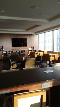 Griffin lounge (concierge lounge)