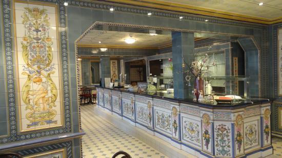 Erlebniszentrum Villeroy&Boch: Le bar
