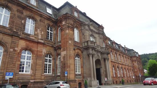 Erlebniszentrum Villeroy&Boch: Façade extérieure