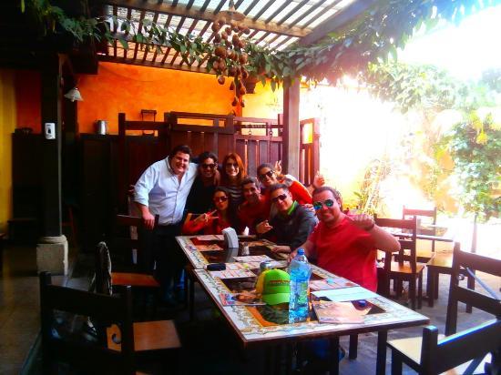 Hugo's Ceviches: Gracias Guate !