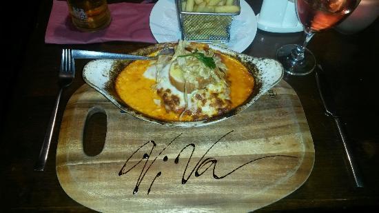Viva Italian : Now thats what you call a Viva Lasagne!!!