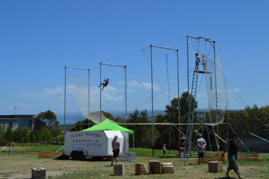 Aireys Pub: Flying Trapeze