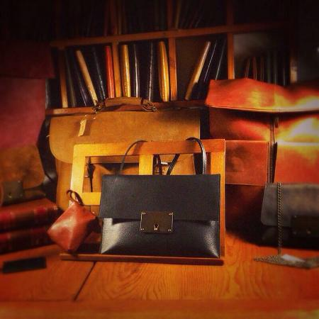 Koza: wallets and bags