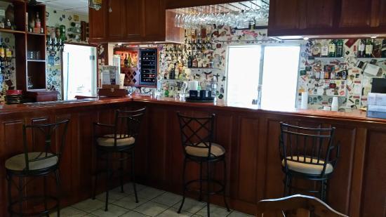 Corkers: Inside bar
