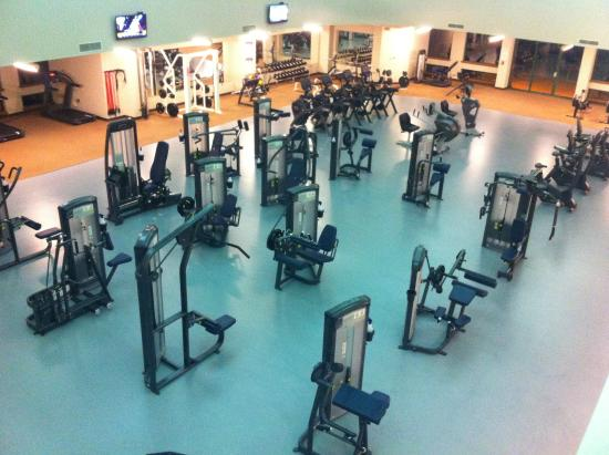 Chickasaw Retreat & Conference Center: Gym