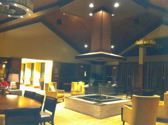 Chickasaw Retreat & Conference Center: Great Room