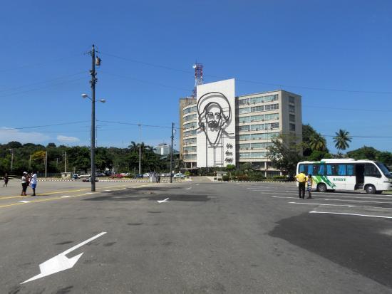 Plaza de la Revolucion: Revolution Square - Havana