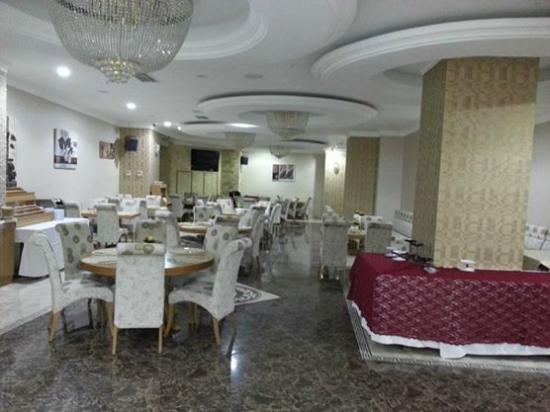Restaurant midmar deluxe hotel stanbul resmi tripadvisor for Midmar deluxe hotel