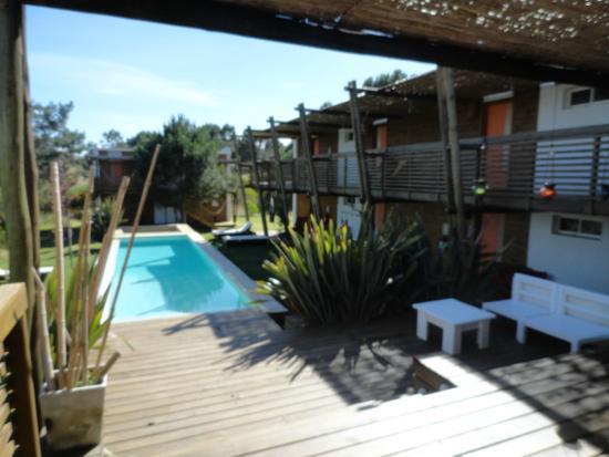 Posada Arenas de Jose Ignacio: pool