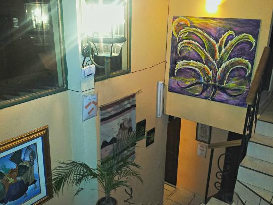 Morrison Hotel de la Escalon: Interiores Hotel