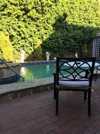 Adelaide Inn: Pool