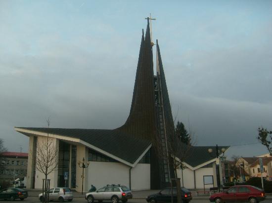 Novodoby Kostel Sv. Vaclava