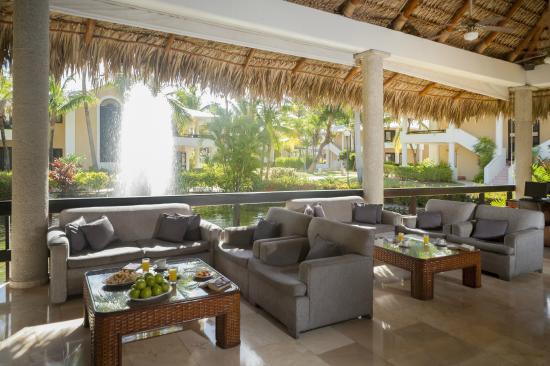 Platinum Lounge Picture Of Bavaro Princess All Suites Resort Spa