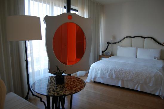 Mondrian Los Angeles Hotel  1 bedroom suite on 10th floor. 1 bedroom suite on 10th floor   Picture of Mondrian Los Angeles