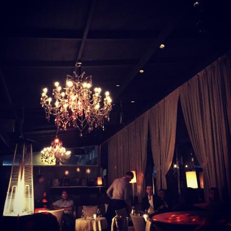 Villa Blanca Hotel & Spa : Lounge