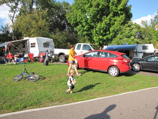 Merry Mac's Campground: One of the Special weekends