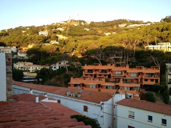 Hotel Sa Riera: Vistas desde la habitación
