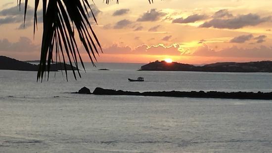 Asolare Sun Set