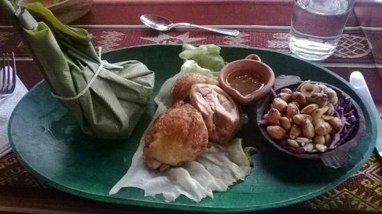 Cabanas San Isidro : Cena