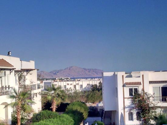 Logaina Sharm Resort: A great view from room