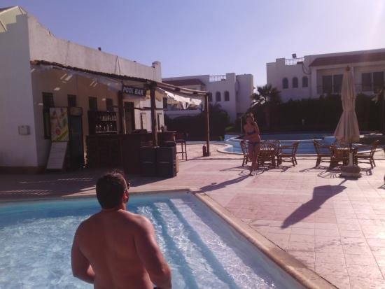 Logaina Sharm Resort: Fun at the pool