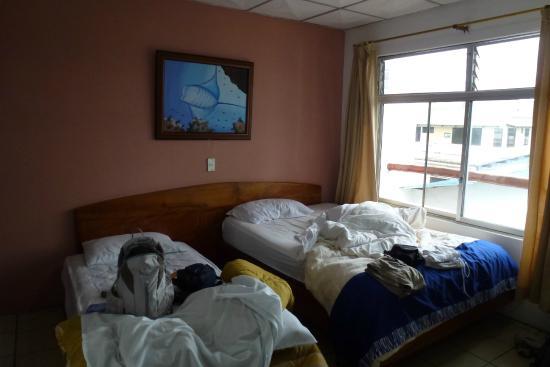 Hotel Ninfa : Quarto 202