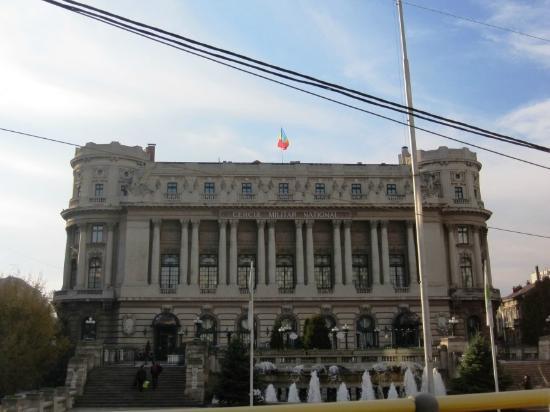 Cercul Militar (CCA): Cercul Militar Bucareste