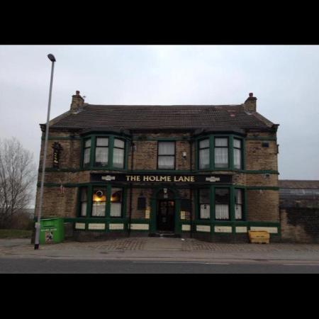 Tong, UK: holmelane tavern