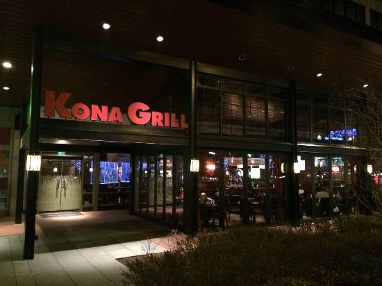 Kona Grill - Baltimore : View from outside