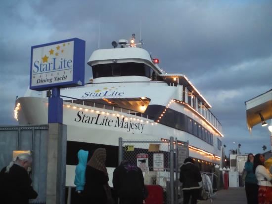 Starlite Majesty Dining Cruises Our Yacht