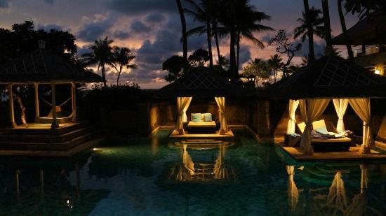 Pan Pacific Nirwana Bali Resort : Pool suites