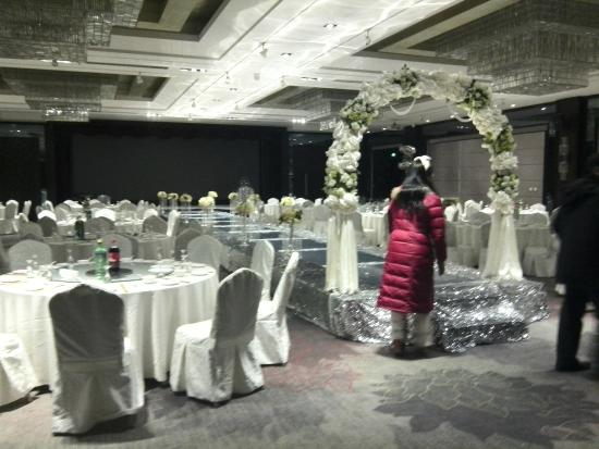 Friendship Hotel Fushun: Function Room - Wedding Setup