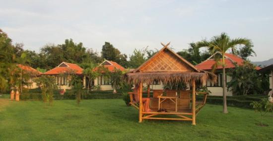 The Oriental Village Chiang Mai : vue d ensemble