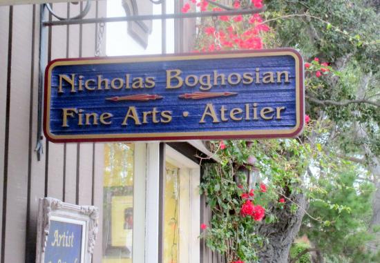 Nicholas Boghosian Fine Arts Atelier