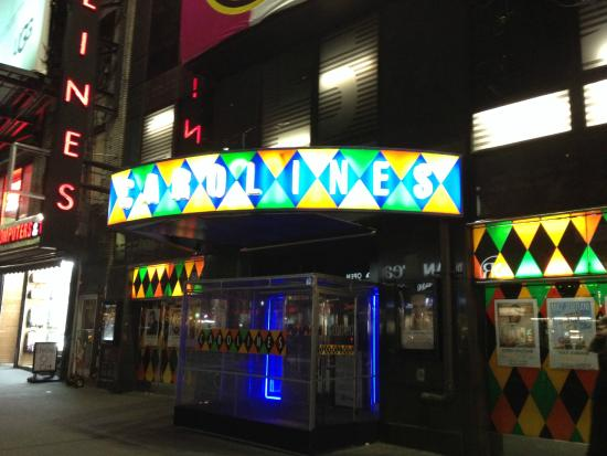 Caroline's Comedy Club: Outside Caroline's
