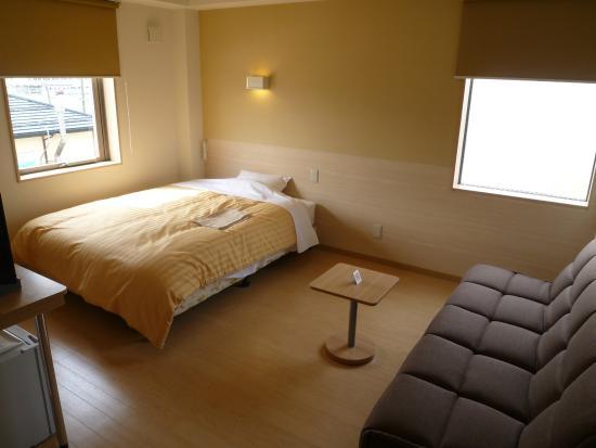 Hotel Monzen no Yu: デラックスルーム