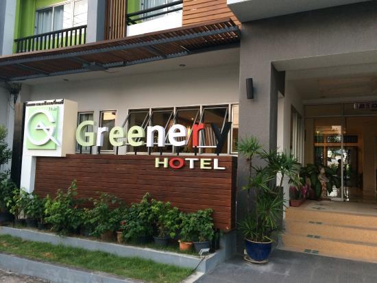 The Greenery Hotel: Cool!
