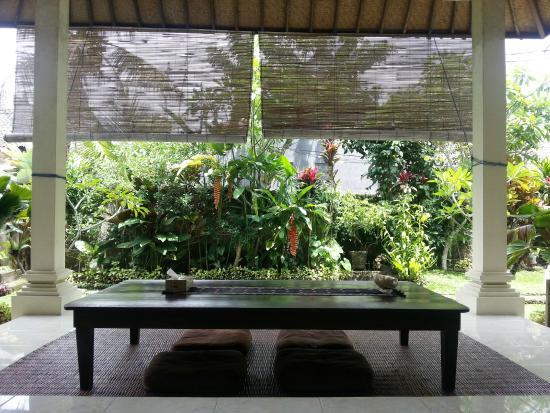Runa Guesthouse: Terrace