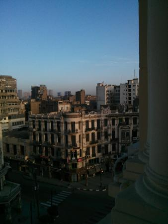 Hotel Grand Royal: View to Talaat Harb Square
