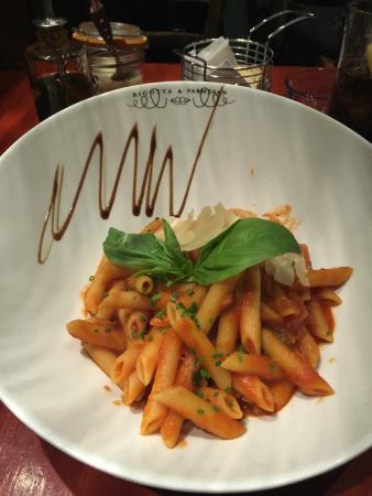 Ricotta & Parmesan: The Penny pasta