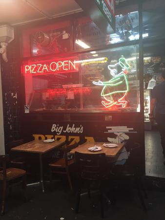 Big John's Pizzas