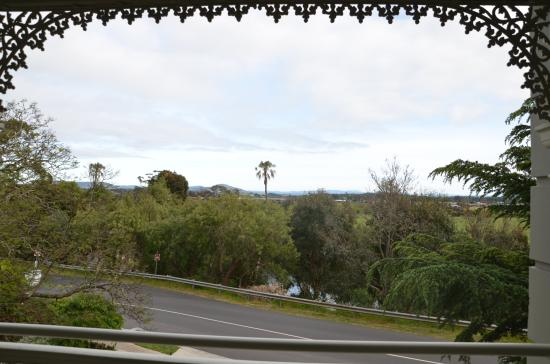 The Riversleigh: View from the balcony
