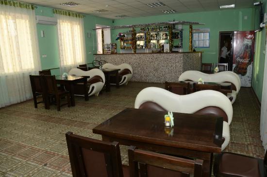 Aznakaevo, Ρωσία: кафе